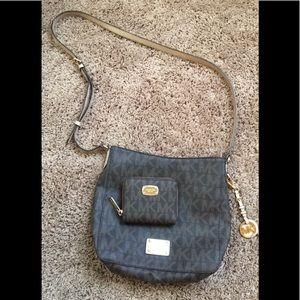 Michael Kors purse & wallet set